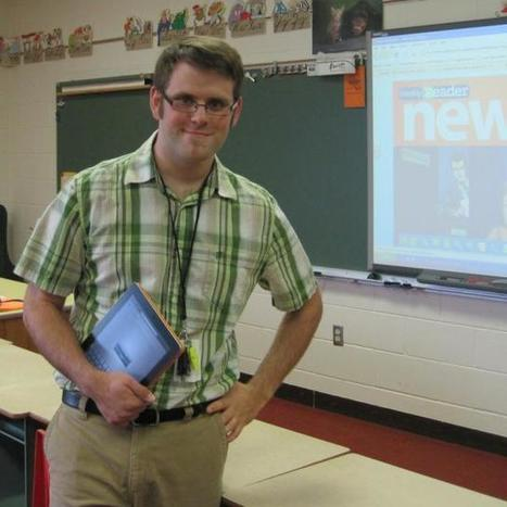 BYOD « Tales From a 21st Century Teacher | BYOT, BYOD to School! | Scoop.it