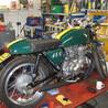 '77 CB400 Four