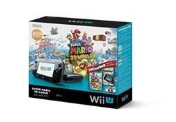 Nintendo Wii U Deluxe Set: Super Mario 3D World and Nintendo Land Bundle - Black 32 GB | Kodivices | Scoop.it