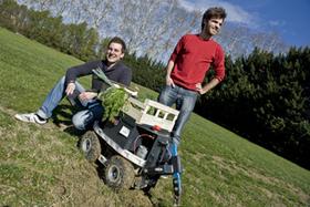 Toulouse. Avec Oz, la start-up Naïo révolutionne l'agriculture par la robotique - ToulÉco | Robotique de service | Scoop.it