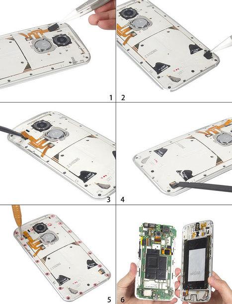 Motorola X 2014 LCD Screen Repair | Smartphone DIY Repair Guide | Scoop.it