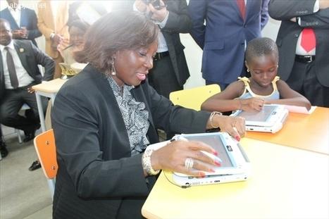 Kandia Camara réitère son appel à la mobilisation autour d'une école d'excellence en Côte d'Ivoire   Education   Scoop.it