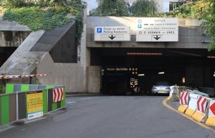 Le tunnel des Halles se refait une beauté - FRANCE BTP | Projet les Halles | Scoop.it