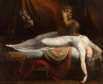 Femmes fatales, vampires haunt gothic Paris exhibition   For Lovers of Paranormal Romance   Scoop.it