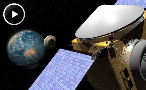NASA Plans to Visit a Near-Earth Asteroid - NASA Science | Planets, Stars, rockets and Space | Scoop.it