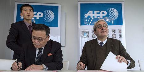 L'AFP va ouvrir un bureau en Corée du Nord | Le Monde | CLEMI. Infodoc.Presse  : veille sur l'actualité des médias. Centre de documentation du CLEMI | Scoop.it