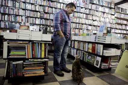 La Jornada: Libreros de Argentina resisten las crisis y las nuevas tecnologías | Formar lectores en un mundo visual | Scoop.it
