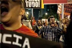 Brazil's perfect storm of discontent | Peer2Politics | Scoop.it