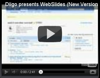 WebSlides - Turning bookmarks and feeds into interactive slideshows | Digital Presentations in Education | Scoop.it