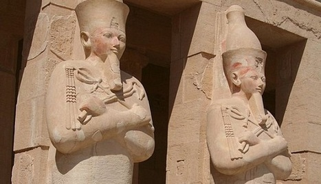 Hatshepsut's Egypt: Modern Lessons on Feminism from an Ancient Pharaoh | Egyptology and Archaeology | Scoop.it