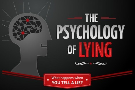 How To Catch Someone Who Is Lying Without Confrontation | Persuasion and influence | Scoop.it