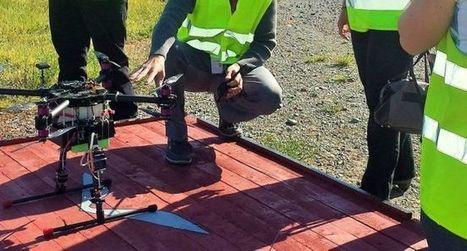 Drones : Toulouse dame le pion à la Nasa | Des robots et des drones | Scoop.it