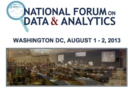 2013 Forum on Data & Analytics in Healthcare | eHealth Initiative | Perspectives on Health | Scoop.it