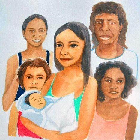 Helping Indigenous women through pregnancy | Australian Indigenous Education - Centre for Aboriginal Studies | Scoop.it