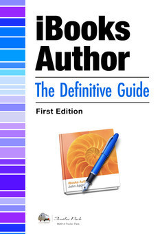 iBooks Author: The Definitive Guide | Emotional Design | Scoop.it