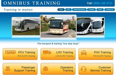 Omnibus Training | Vehicle Inspection and Training Services | Scoop.it