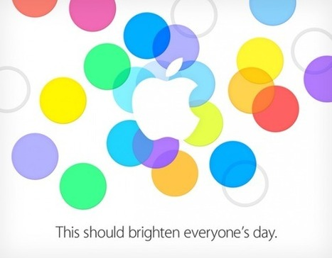 10 settembre 2013 - segui l'evento live Apple | ToxNetLab's Blog | Scoop.it