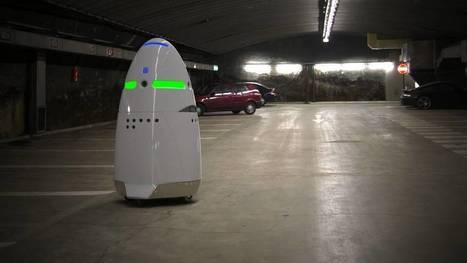 Microsoft assurent la sécurité de ces campus avec des robots ! #securite   Détection de véhicules, contrôle d'accès, gestion de stationnement,  sécurité et sûreté des établissements   Scoop.it