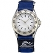Matsuda Athletic watch nylon strap in blue color | Top quality watches | Scoop.it