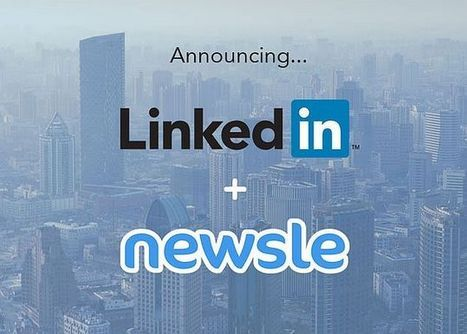 LinkedIn to Offer Contact-Based Alerts With Newsle-Acquisition | Marketing Pittsburgh | Scoop.it