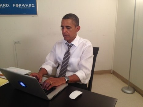 How Obama Won the Internet -- in an Hour | A Social, Tech, Market, Geek addicted | Scoop.it