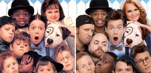Cast of 'Little Rascals' Reunites 20 Years Later in Adorable Photoshoot | Grand Pictures | Scoop.it