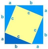 What is your favorite proof of the Pythagorean Theorem? | Ancient Origins of Science | Scoop.it