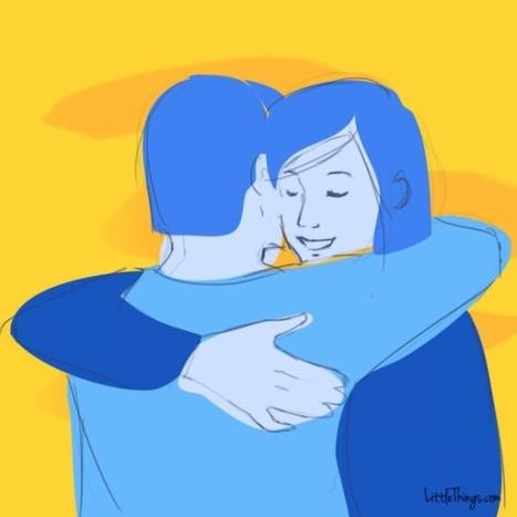 La forma en la que nos abrazamos revela mucho sobre nuestras relaciones - Cultura Inquieta   Help and Support everybody around the world   Scoop.it