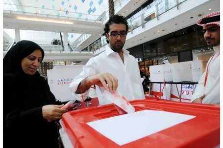 Bahrain forced to hold run-off elections after lack of majorities - The National | Human Rights and the Will to be free | Scoop.it