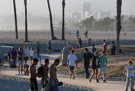 Santa Monica to crack down on bike, pedestrian safety - MyNewsLA.com | Atlanta Trial Attorney  Road SafetyNews; | Scoop.it