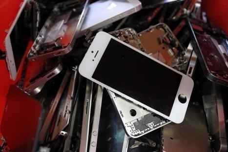 Le Sénat veut récupérer l'or caché dans nos smartphones | Freewares | Scoop.it