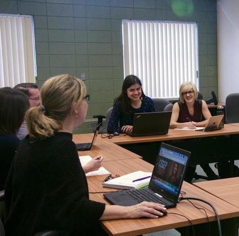 Profweb : pour l'intégration du numérique dans l'enseignement collégial | Technologie Éducative | Scoop.it