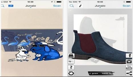 Junaio, una gran aplicación de realidad aumentada para profesores | TIC, TAC, Educació | Scoop.it