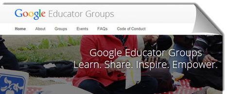 Google lanza un programa de apoyo para comunidades de educadores | Recull diari | Scoop.it