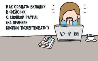 Как создать в Фейсбук вкладку с кнопкой PayPal | Социальные сети и бизнес | Scoop.it