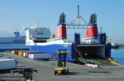 Marseille : le port génère 43.500 emplois et 3,5 milliards d'euros de valeur ajoutée | Sur la planete Mars | Scoop.it