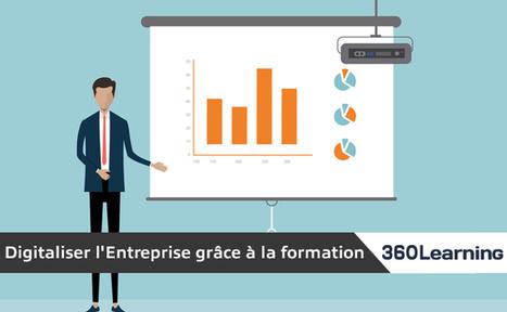 [Atelier en ligne] Digitaliser l'Entreprise grâce à la formation | F.O.S | Scoop.it