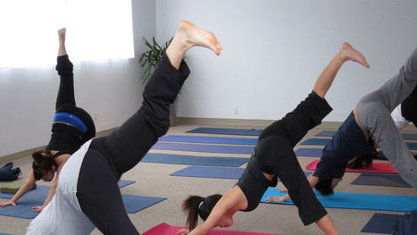 Black Person in Yoga Class Causes Profound Moral Crisis | Stuff I found...interesting! | Scoop.it