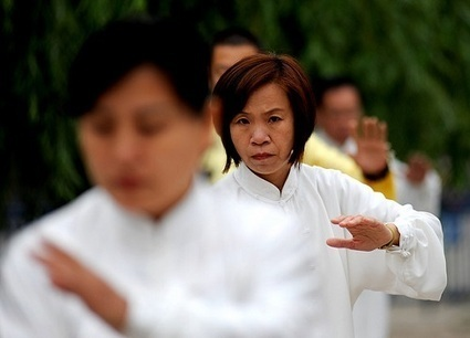 Tai Chi Reduces Stress & Inflammation | Internal Martial Arts | Scoop.it