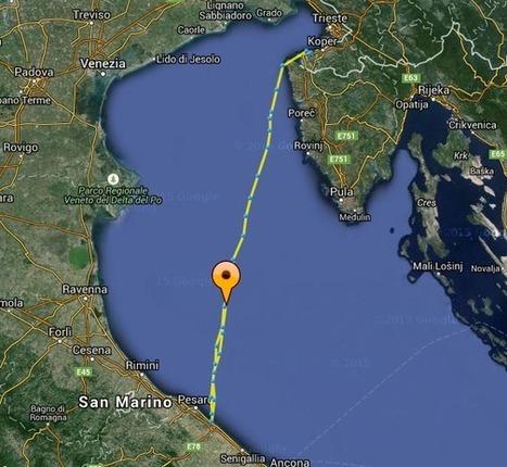 Dalla Slovenia alle Marche attraversando l'Adriatico in kayak | Le Marche un'altra Italia | Scoop.it