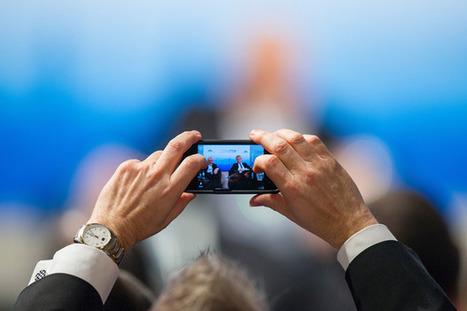Is the smartphone market saturated? | Jon Gold | NetworkWorld.com | Surfing the Broadband Bit Stream | Scoop.it