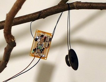 IRFP Presents: untitled (Nature Diorama with Natural Synthesizer and Electronic Birds) | DESARTSONNANTS - CRÉATION SONORE ET ENVIRONNEMENT - ENVIRONMENTAL SOUND ART - PAYSAGES ET ECOLOGIE SONORE | Scoop.it