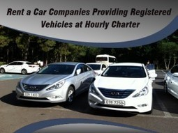 Rent a Car Companies Providing Registered Vehicles at Hourly Charter | Pakistan first classifed website | Scoop.it