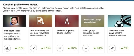 LinkedIn Introduces New Insights to See Who's Viewed Your Profile | social media news | Scoop.it