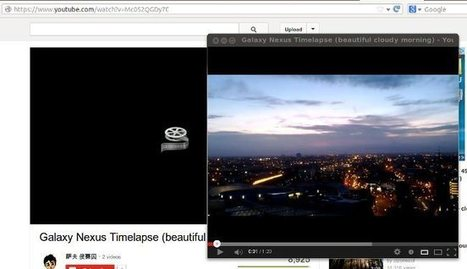 How to Pop Out Videos In Firefox | Time to Learn | Scoop.it