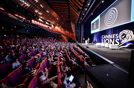Cannes Lions Doubles Down on Music Business for Its 73rd Year | audio branding | Scoop.it