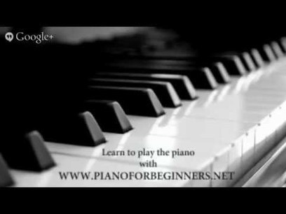 The Best Way Where to Learn Piano Online · PianoforBeginrz · Storify | Piano for Beginners | Scoop.it