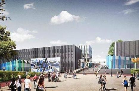 Nantes. L'université dévoile le futur campus Tertre | Veille BU | Scoop.it