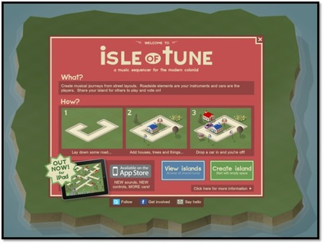Isle of Tune | Toys + Technology + Education | Scoop.it