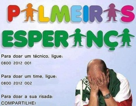 Palmeiras Forever Alone | I Don't have a Dirty Mind, I have a Sexy Imagination | Scoop.it